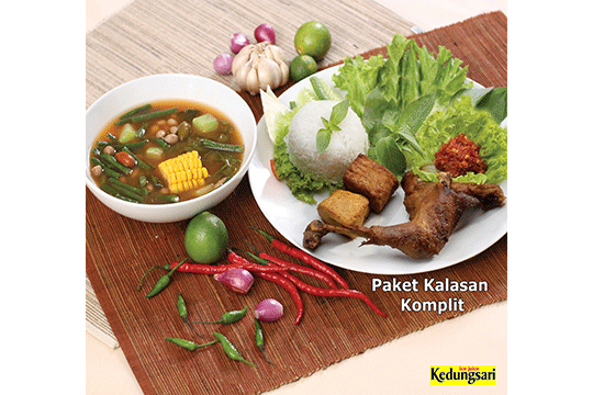 Menu Delivery Kedungsari