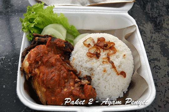 Menu Delivery Warung Bejo