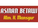 Asinan Betawi H Mansyur Kamboja