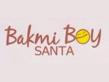 Bakmi Boy Santa
