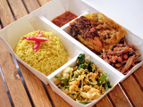 Image Nasi Box Eatever Catering