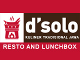 Delivery Nasi Kotak DSolo Resto and Lunchbox